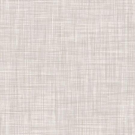 Natürlicher weißer grauer französischer Leinenbeschaffenheits-Hintergrund. Altes Ecru Flachs-Faser-nahtloses Muster. Bio-Garn Nahaufnahme Gewebe für Tapeten, Ecru Beige Tuch Verpackung Leinwand.