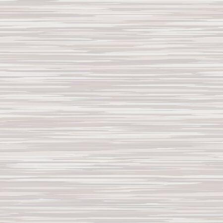 Sfondo Texture Erica Marna Grigia. Tessuto in finto cotone con stile maglietta verticale. Disegno del modello vettoriale. Bianco Beige Grigio chiaro Triblend per effetto tessile Space Dyed.