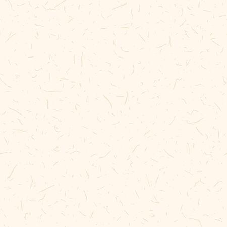 Maulbeere Washi Papier Textur Hintergrund. Vektorgrafik