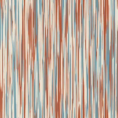 Hand Drawn Painterly Marl Stripes Texture. 矢量图像
