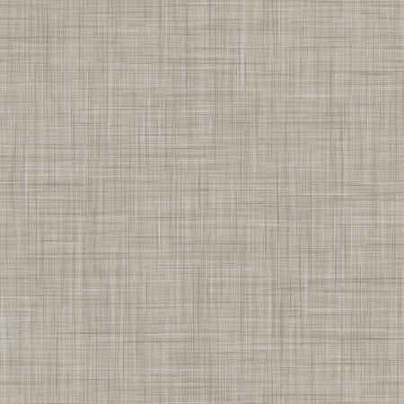 Natürlicher grauer französischer Leinenbeschaffenheits-Hintergrund. Altes Ecru Flachs-Faser-nahtloses Muster. Bio-Garn Close Up Weave Fabric für Tapeten, Sackleinenverpackungen, Leinwand. Vektor.