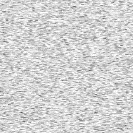 Grey Marl Heather Texture Background. Faux Cotton Fabric with Vertical T Shirt Style. Vector Pattern Design. White Light Steel Grey Triblend for Textile Space Dyed Effect.
