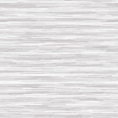 White Gray Marl Heathered Texture Background. Faux Cotton Fabric with Vertical T Shirt Style. Vector Pattern Design. Light Stripe Grey Triblend for Textile Space Dyed Effect. Vector.