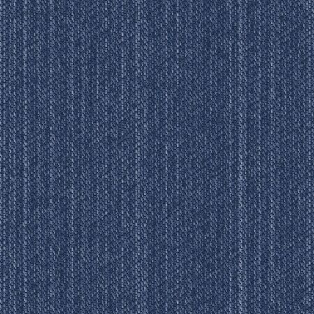Raw Denim Blue Chambray Texture Background. Classic Work Wear Seamless Pattern. Close Up Textile Weave for Indigo Jeans Fabric in Ticking, Wallpaper, Men Fashion Apparel.