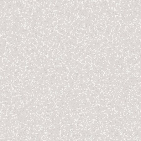 Handmade Mulberry Washi Paper Texture Seamless Pattern. Off White Background with Tiny Speckled Drawn Speckled Flecks. Soft Beige Neutral Tone. All Over Recycled Print. Vector Swatch.