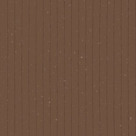 Washi Paper Stripe Texture Background. Dark Brown Natural Mulberry Rice Flecks on Organic Kraft Color. All Over Speckled Recycled Print for Homespun Japanese Decor Surface. Vector Repeat.