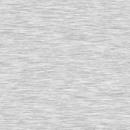 Dark Grey Marl Heather Texture Background. Faux Cotton Fabric with Vertical T Shirt Style. Vector Pattern Design. Light Gray Melange Space Dye for Textile Effect.