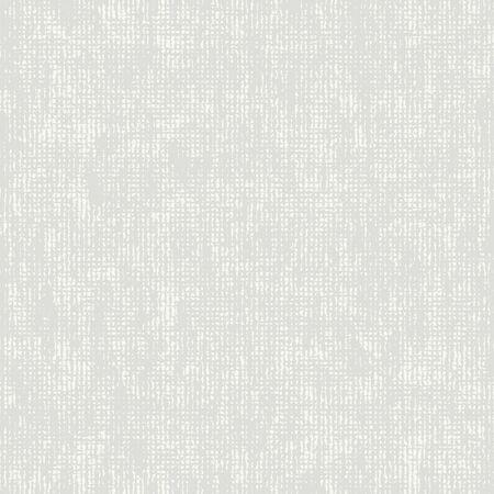 Unbleached Gray French Linen Texture Background. Old Ecru Flax Fibre Seamless Pattern. Distressed Irregular Torn Weave Fabric . Neutral Ecru Jute Burlap Cloth Overlay. Stock Illustratie
