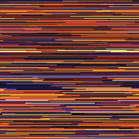 Blotched Space Dyed Ombre Background. Texture. Mottle Effect Seamless Pattern. Vibrant Horizontal Stripe Ikat Textile. Multicolored Heathered Melange Marl Line Allover Print.