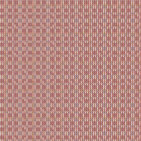 Gray Marl Blanket Knit Stitch Seamless Pattern. Homespun Handicraft Background. For Woolen Fabric, Cute Gender Neutral Grey Textile. Soft Monochrome Yarn Melange Scandi All Over Print. Ilustrace