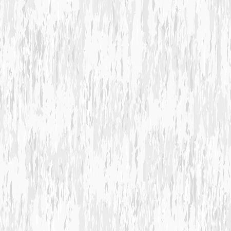 Grey White Vector Monochrome Irregular Banner Cement Texture Background. Rough Distressed Stone Effect Melange Seamless Border Pattern. White Achromatic Neutral Grunge Geo AEdging Trim.