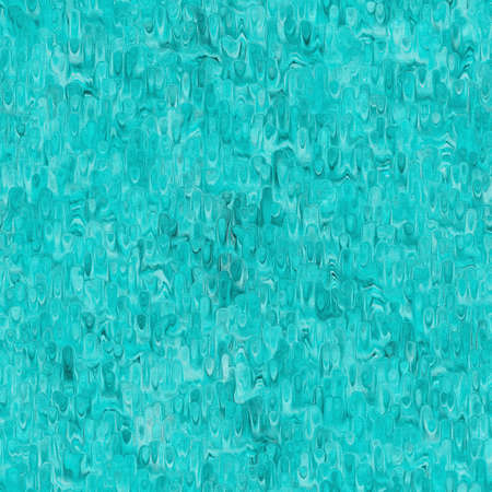 Marbled grunge blotch drip pattern background. Worn turquoise blue red grunge abstract repeat. Book end paper seamless tile material. Decorative italian digital marbled distressed blur all over print. 免版税图像