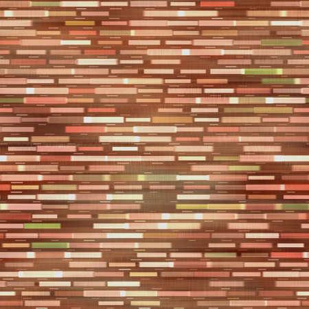 Blur glitch broken stripe texture background. Irregular geometric line watercolor dye seamless pattern. Ombre multicolor digital uneven all over print. Variegated striped wash bleach effect.
