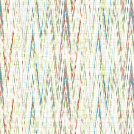 Watercolor melange stripe texture background. Hand drawn irregular abstract line seamless pattern. Modern linen textile for spring ombre home decor. Decorative scandi striped doodle all over print