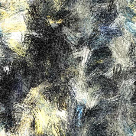 Seamless textile mottled felt effect texture. Furry soft material pattern background. Grunge rough colour painterly faux fabric print. Archivio Fotografico