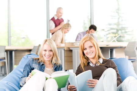 Students and professor - education and learning at high school or university Stock Photo - 9682599