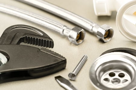 plumbing accessories: A selection of plumbing accessories