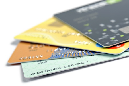 different type of credit cards