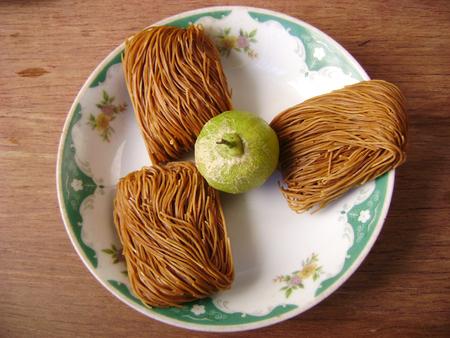 ingredient: Food ingredient noodle