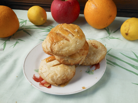 Traditional chinese pastry