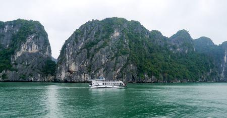 halong: Halong Bay Vietnam Stock Photo