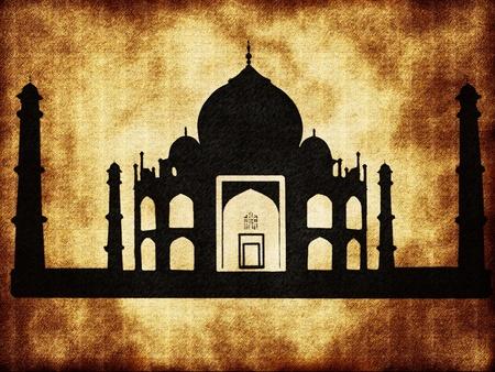 Palace of India Stock Photo