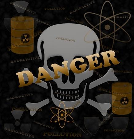 Danger sign Stock Photo - 12499582