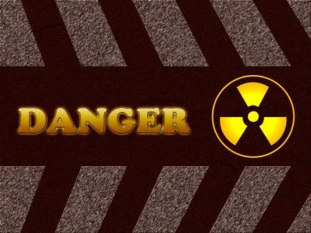 Danger sign photo