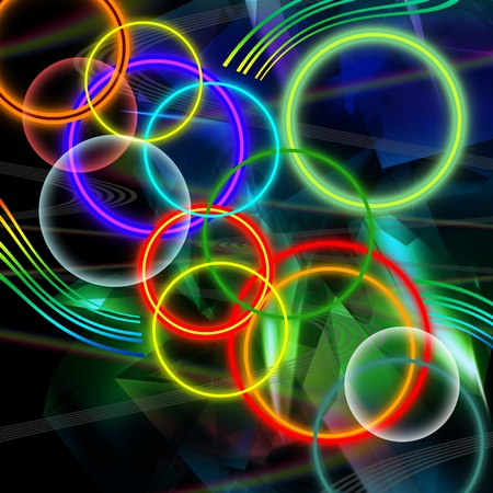 Abstract Background Stock Photo - 12860112