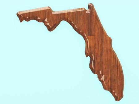 paraphernalia: Map of Florida