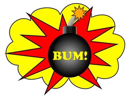 bombshell: Boom bomb blast