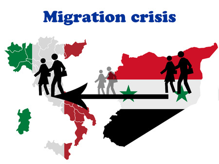 migration: Migration crisis in Italy