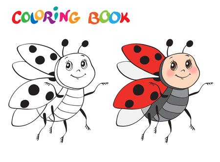Niño En Elegante Vestido De Insecto Laduybug En El Jardín De ...