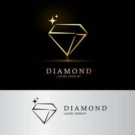 Icon Stylized Diamond.
