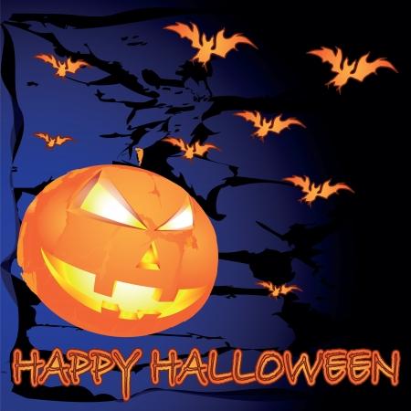 Poster Halloween Stock Vector - 15475658