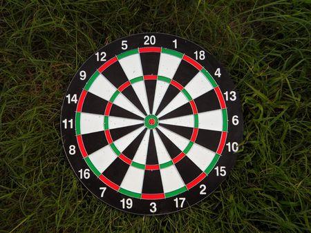 Classical Darts Board or Target