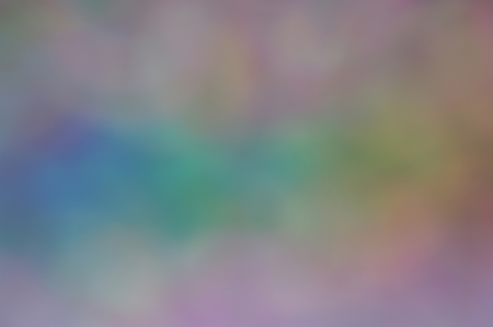 Soft bokeh with pastel rainbow colours for background, screen or wallpaper  Suitable for text   copy  Brochur layout design  Web Stock Photo - 24235077