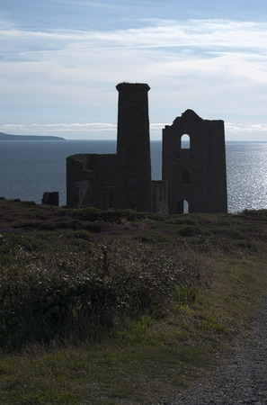 Evening at Wheal Coates
