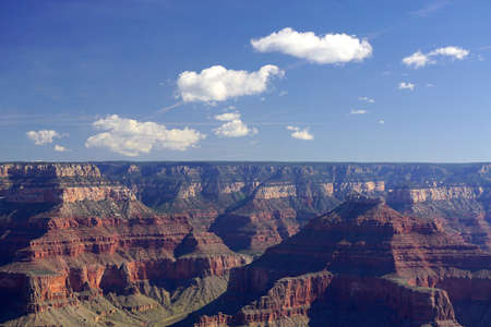 Grand Canyon National Park, Arizona: View of the Grand Canyon from the western end of the South Rim trail, between Hermits Rest and Grand Canyon Village.