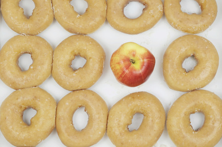 bad apple: Apple Versus Donuts