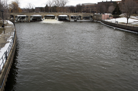 flint: Flint River, Flint Michigan