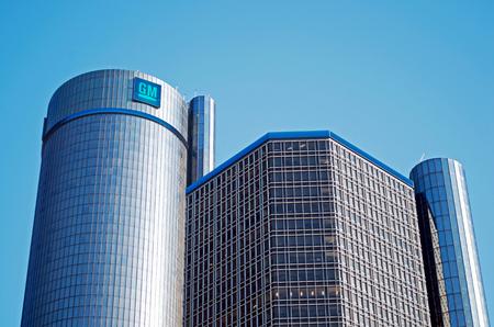 General Motors World Headquarters, Detroit Renaissance Center January 26, 2018