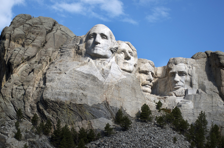 Mount Rushmore National Monument and Park Editorial