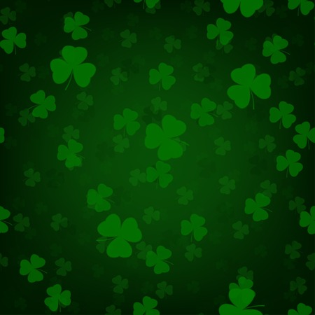 St.Patrick's Day seamless pattern 일러스트
