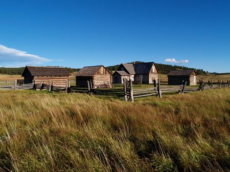 Adeline Hornbek Homestead in Colorado    photo