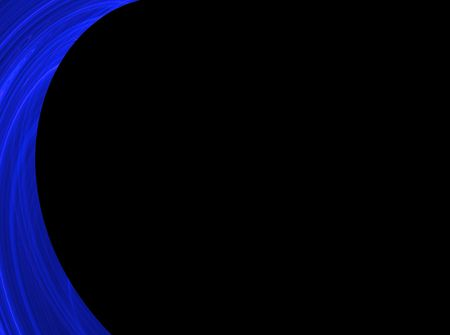 power projection: Blue and black powerpoint background with plenty of copy space.