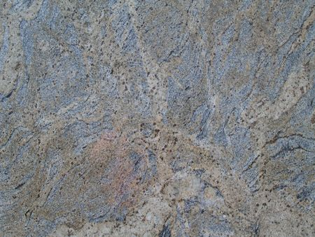 splotchy: Gray, blue and salmon colored marbled grunge texture.    Stock Photo