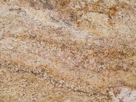 splotchy: Marble texture in shades of tan, pink, brown and gray.