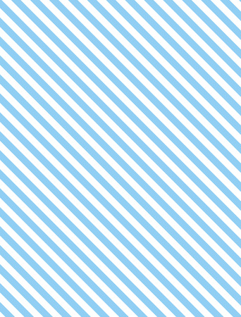 Seamless, continuous, diagonal striped background in blue and white.