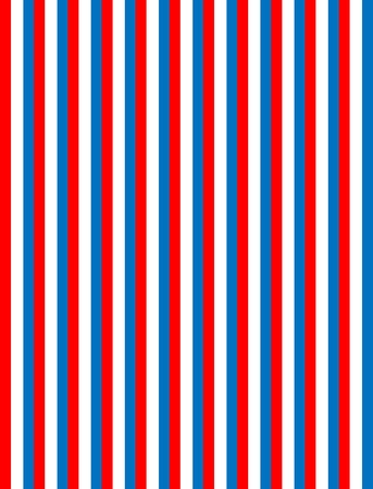 Red, White and blue patriotic vertical striped background  Stock Vector - 13092443